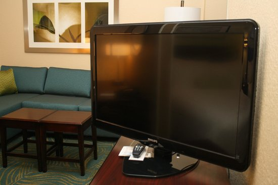 SpringHill Suites Morgantown: Flat screen TVs in every room