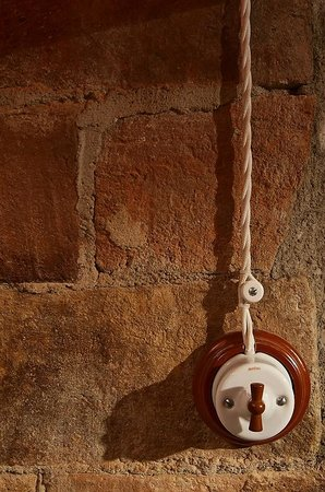 Turisme rural Cal Masiu detall llum