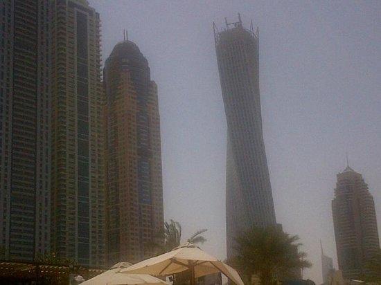 迪拜万豪海港套房酒店照片