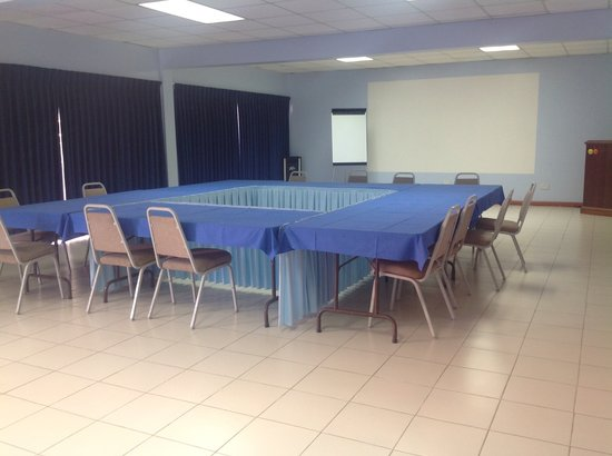 Sunset Shores Beach Hotel: Conference room