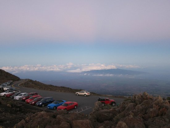Haleakala Crater: Mt. Haleakala Views