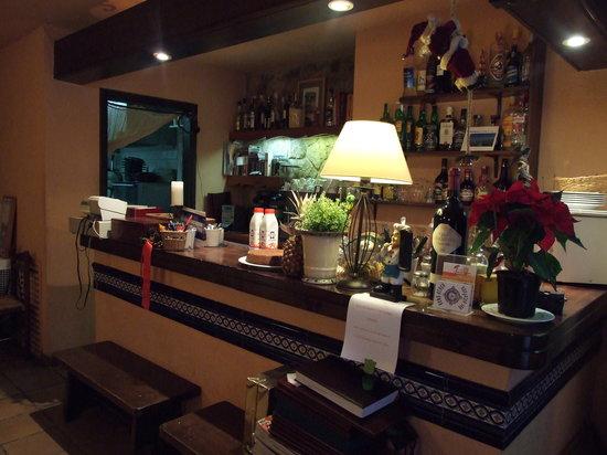 Cal Coco: salon barra