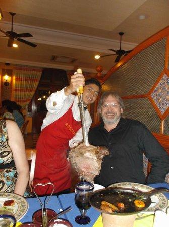 ClubHotel RIU Jalisco: Brasilian resturant