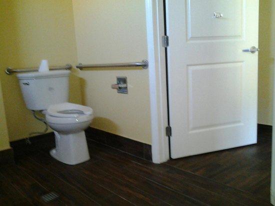 โรงแรมซุปเปอร์ 8 ลอสแองเจลิสดาวน์ทาวน์: Handicap room