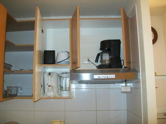 Apart Center Temporary Rent:                   Cocina