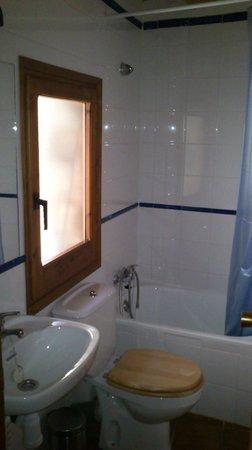 Cal Gabriel: Baño