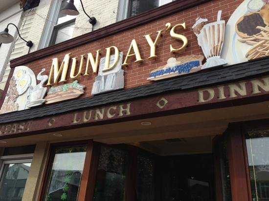 Munday's:                                     Great Place..