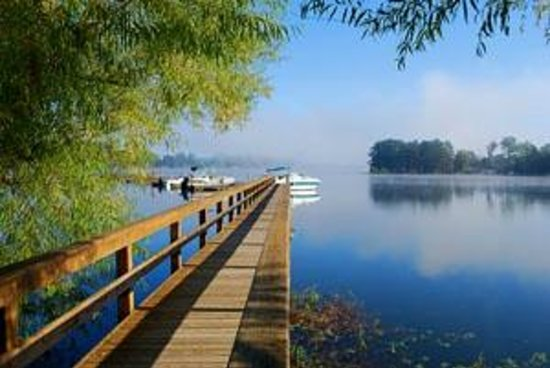 Carolina Selatan: Beautiful Lake Murray