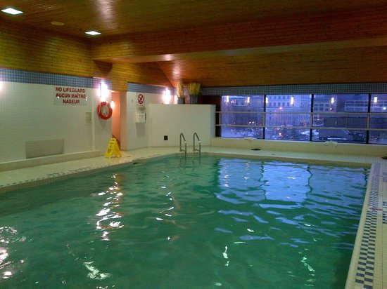 Novotel Ottawa: The Pool