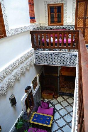 Dar Mehdi: VISTA DALL'ALTO