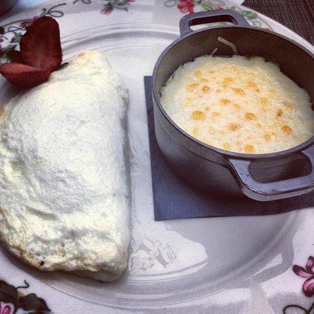 Florida Cookery:                                     Egg White /Grits
