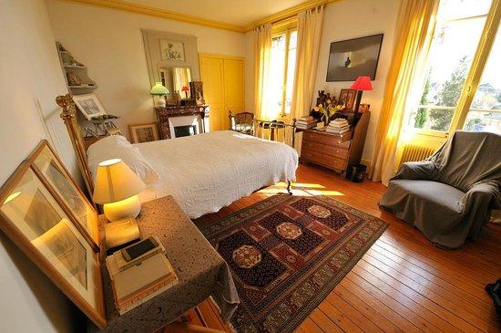 Chambres Avec Vue : Une des chambres