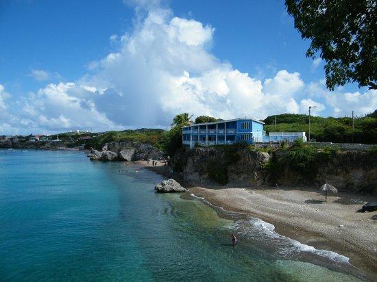 Blue view apartments desde sabana westpunt for Apartahoteles familiares playa