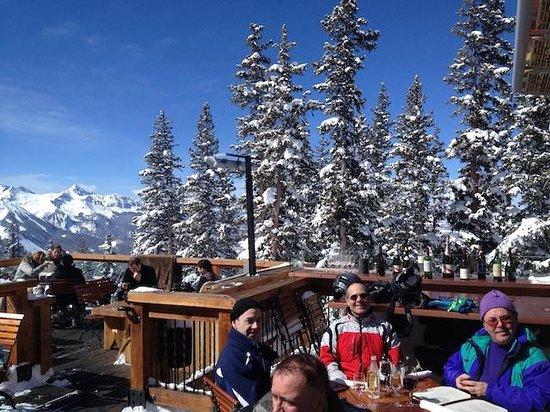 Alpino Vino:                   View