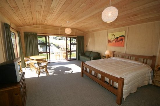 The Rocks Chalets: Large rooms