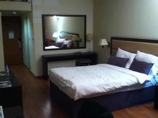 Kfar Maccabiah Hotel & Suites:                   Superior room
