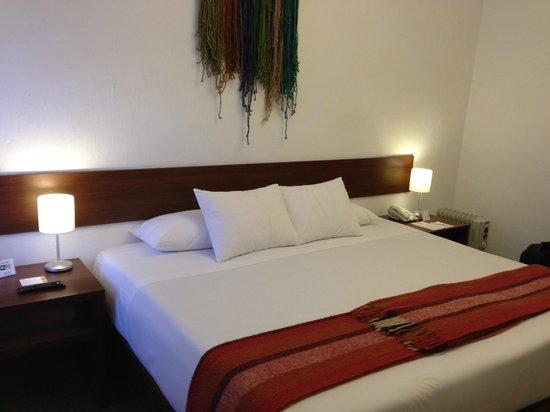 Tierra Viva Cusco Saphi:                   Room