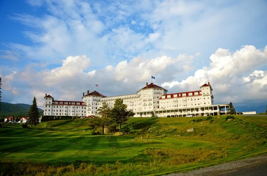 Omni Mount Washington Resort:                   Incredible