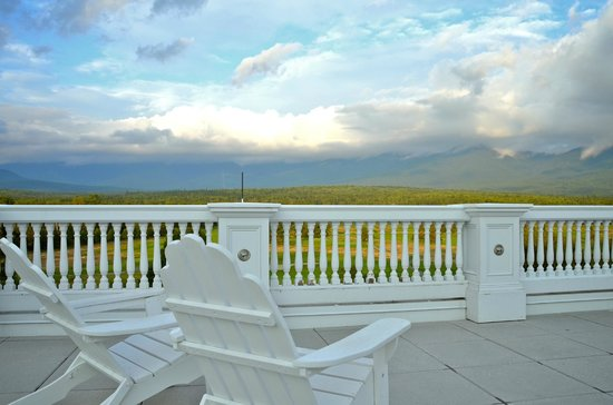 Omni Mount Washington Resort:                   Great Views