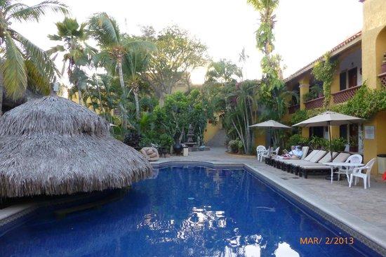 熱帶旅館照片