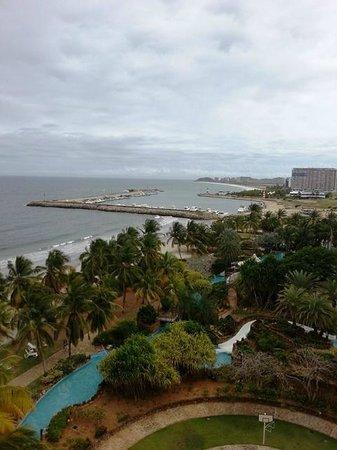 Hotel Venetur Margarita: Vista desde la Habitación