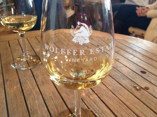 Wölffer Estate Vineyard:                                     Deelicious!