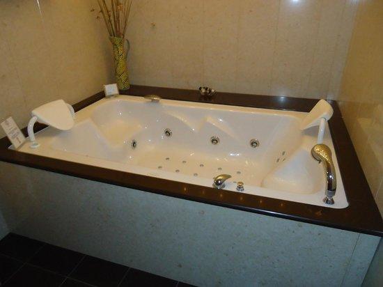 Hotel Castle:                   Suite-Vasca idromassaggio per 2