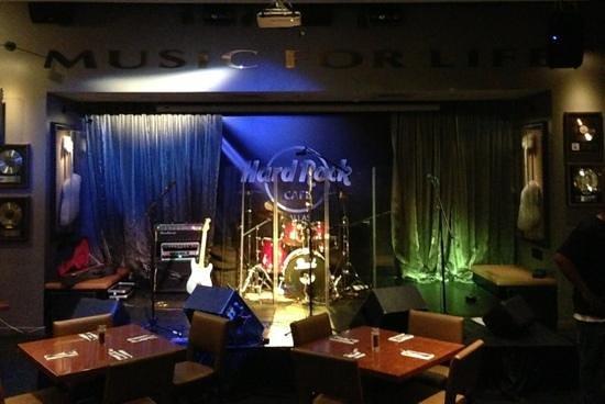 Hard Rock Cafe Dallas Texas