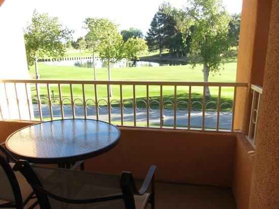 Westin Mission Hills Golf Resort & Spa :                   Room 712