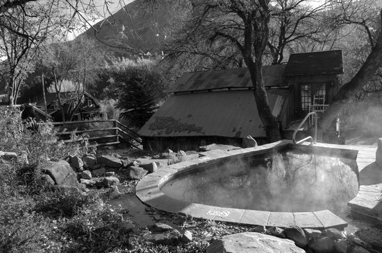 Avalanche Ranch Hot Springs: Pools
