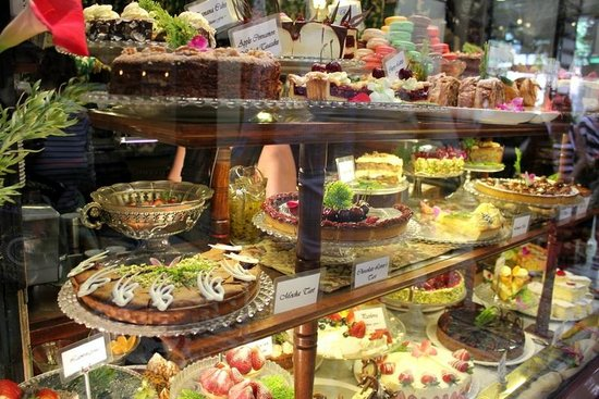 Wow Those Cakes Picture Of Block Arcade Melbourne
