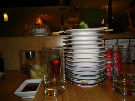 Matsuri Passy :                   Sushi