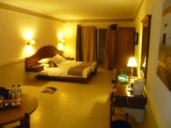Soreda Hotel :                   Room 218