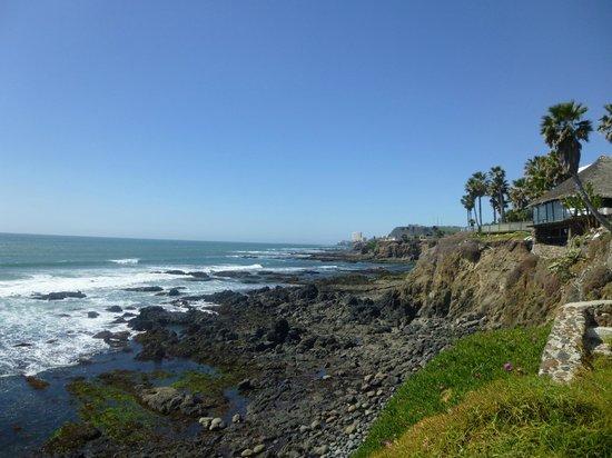 Las Rocas Resort & Spa:                   Beach