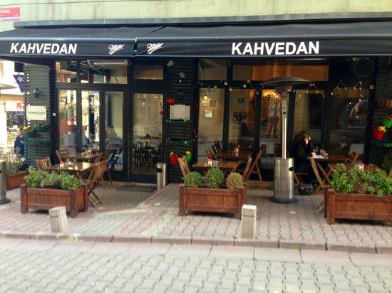 Kahvedan Restaurant