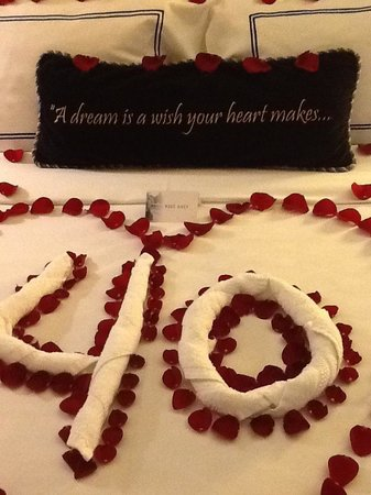 Disneyland Hotel:                   40th Anniversary