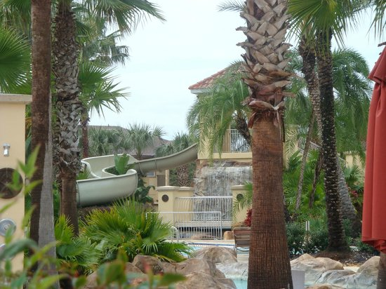 Regal Palms Resort & Spa:                   Slide and Lazy River Always fun