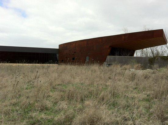 Trinity River Audubon Center:                                     Visitor's Center