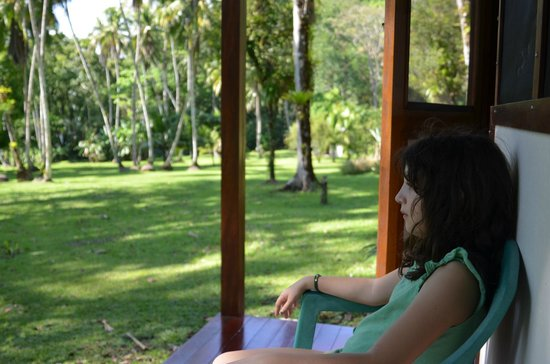 Saladero Eco Lodge:                   sound of silence