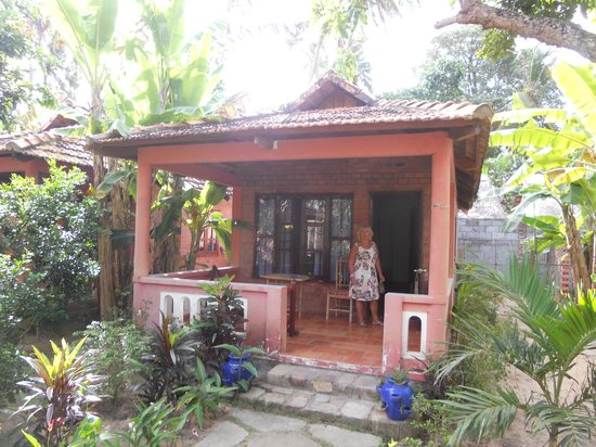 Thanh Kieu Beach Resort:                   bungalow