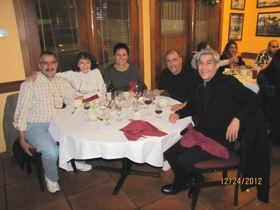 La Fusta Restaurant: con amigos
