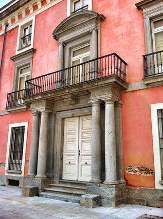 Trattoria Piccolo Mio:                   palacio de Boadilla