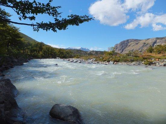 Patagonia Hikes:                   While hiking