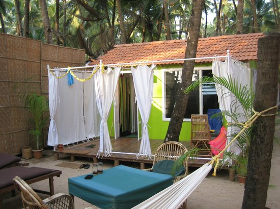 Art Resort Goa:                   Bungalow