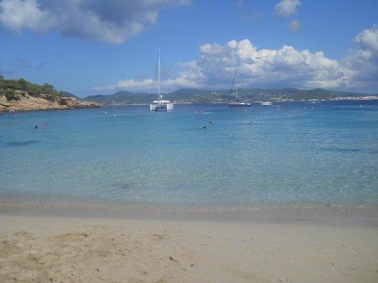 Playa de Cala Bassa:                   cala bassa 1