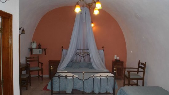 Irini's Villas Resort:                   Our room
