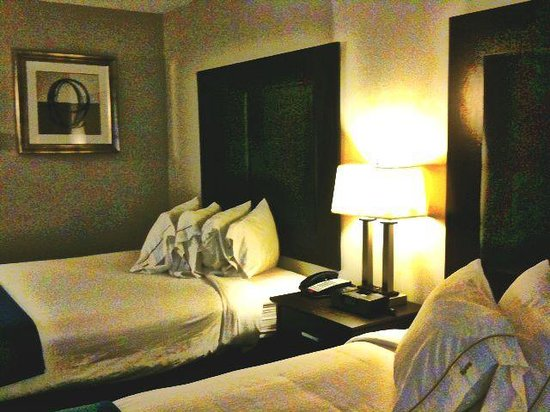 Holiday Inn Express: Comfortable beds
