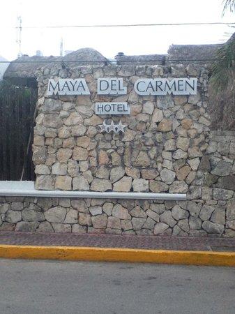 Maya del Carmen Photo