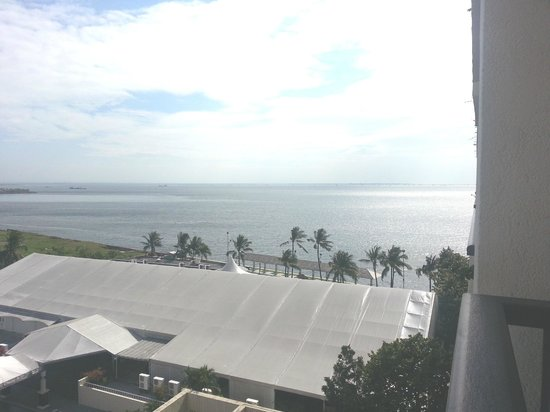 Sofitel Philippine Plaza Manila: view from the room