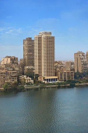 Hilton cairo zamalek residences kairo mesir review for Terrace hilton zamalek